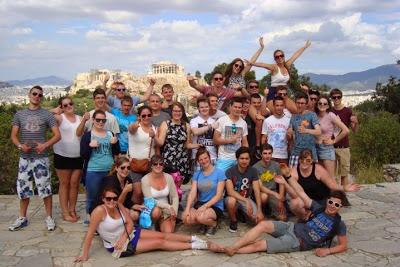 GWP Athene 2014-2015