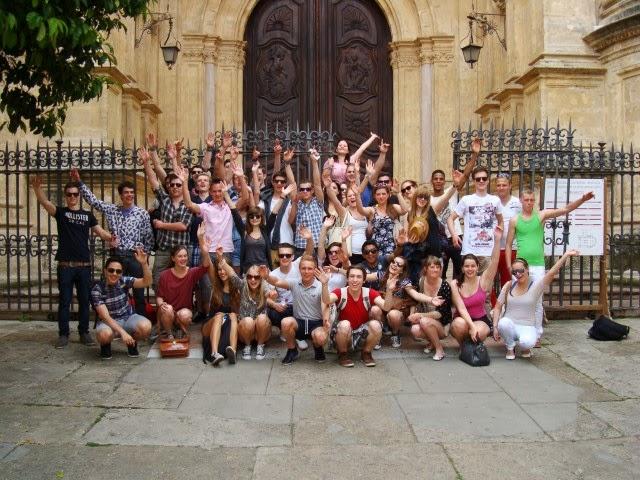 GWP Málaga: Schooljaar 2012-2013