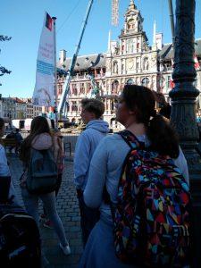 5VE bezoekt Antwerpen