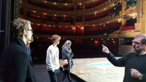 Bezoek Gentse Opera