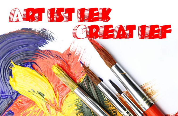 Artistiek creatief