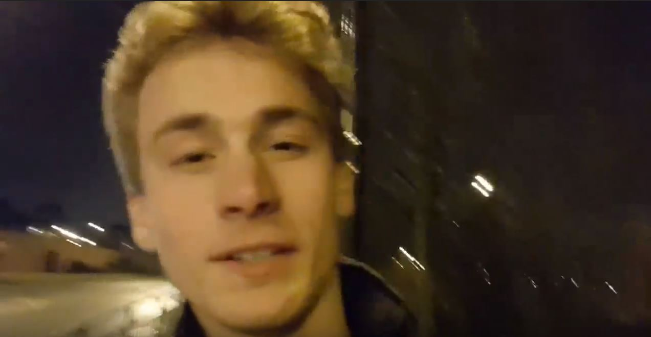 Vlog 13: Cedric Cornette