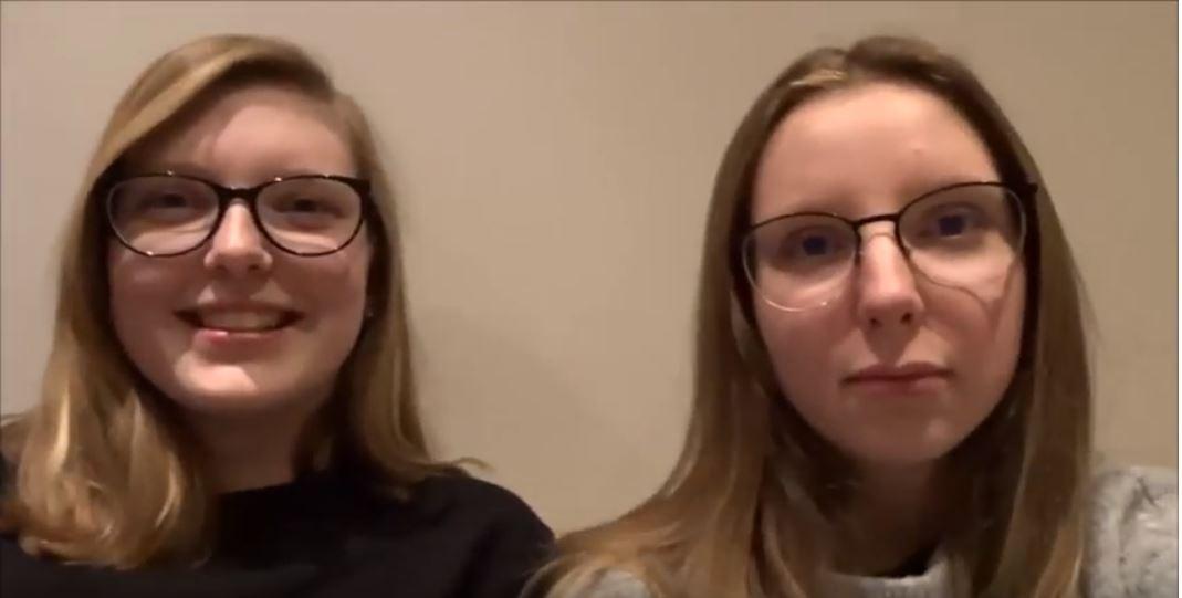 Vlog dag 11: Zoë Van den Hoecke en Larissa Gyselinck