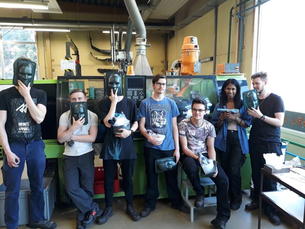 Workshop Kunststoffen 6WM