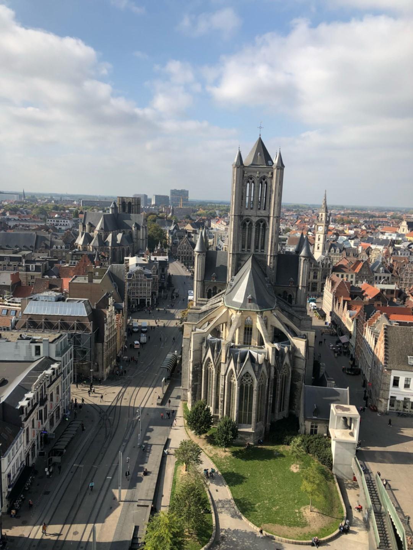 Uitstap 3BM naar Gent