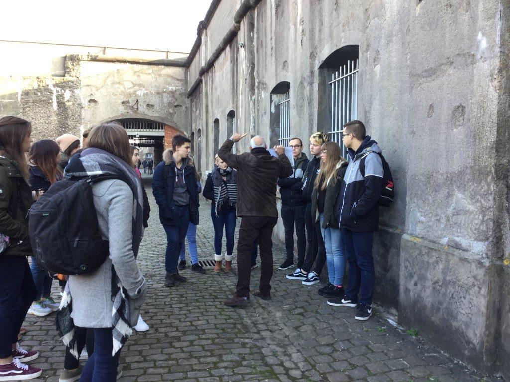 Bezoek Planetarium en Fort van Breendonk
