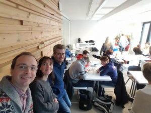 Erasmus Team Building