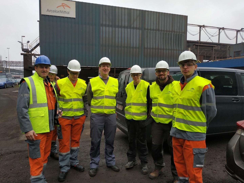 7IO @ Arcelor Mittal