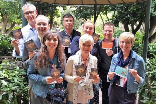 Atheneum blijft inzetten op taalvaardigheid met de hulp Erasmus