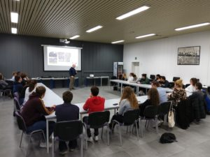 Campus GO! Zelzate, Maldegem, Eeklo en Aalst op teambuilding voor Erasmus+ stage