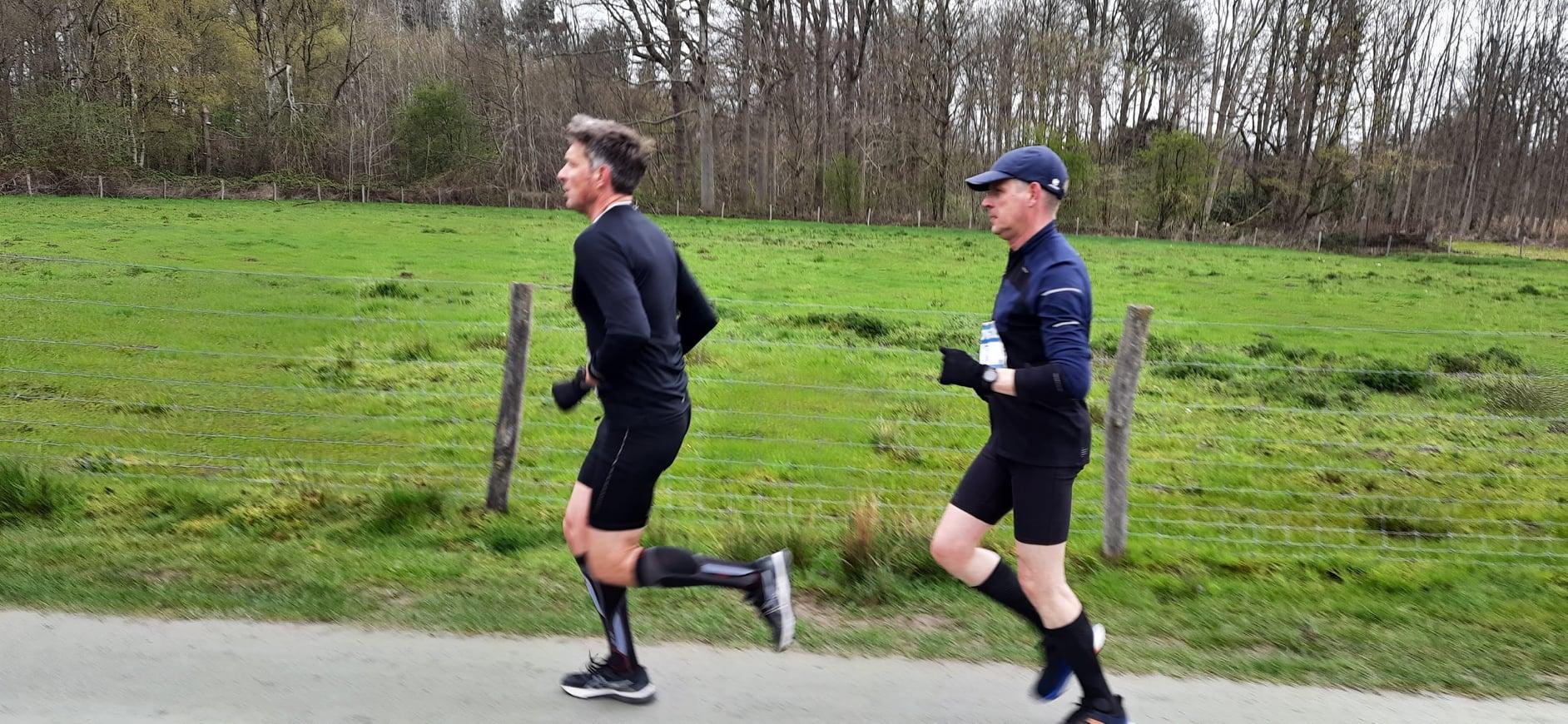 Filip De Cavel loopt marathon voor het goede doel