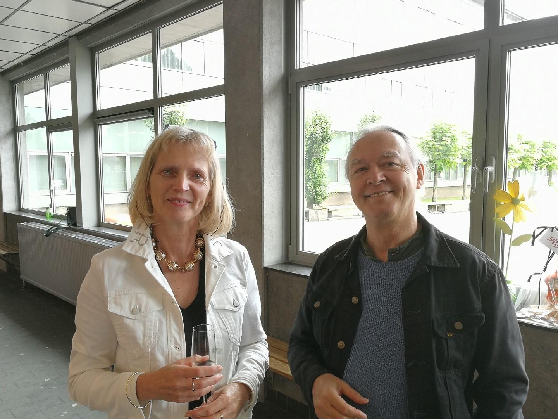 Muziekleraar MS en KA Zelzate op pensioen!